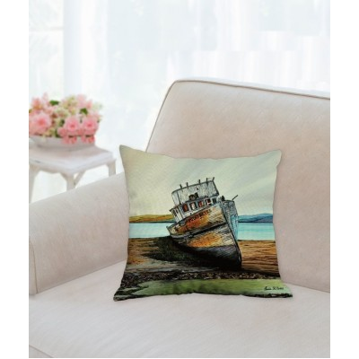 Coussin Point Reyes (Plusieurs formats)