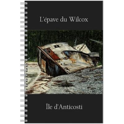 Cahier ligné du Wilcox